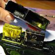 Разборка печатной головки HP940 и ее промывка