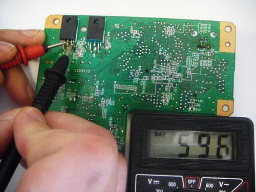 звоним транзистор