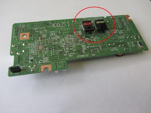 Транзисторы А2222 и С 6144