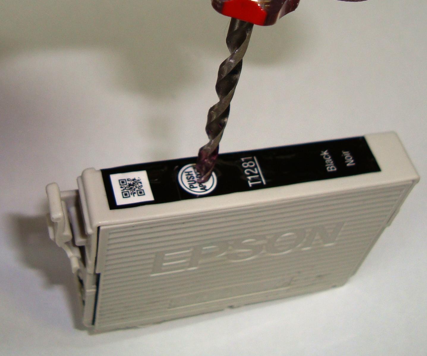 Инструкция по заправке оригинальных картриджей на примере Epson ...