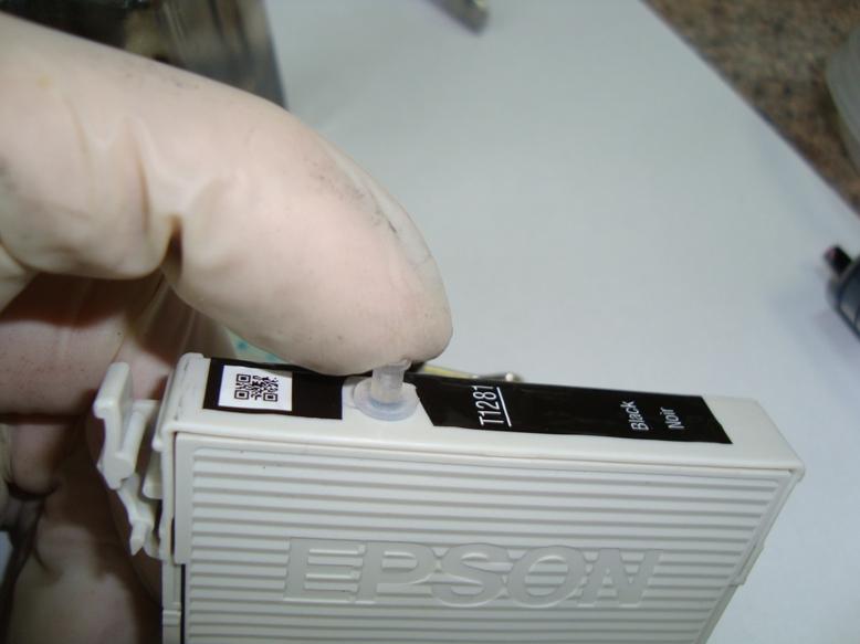 Epson stylus sx420w картридж заправить своими руками
